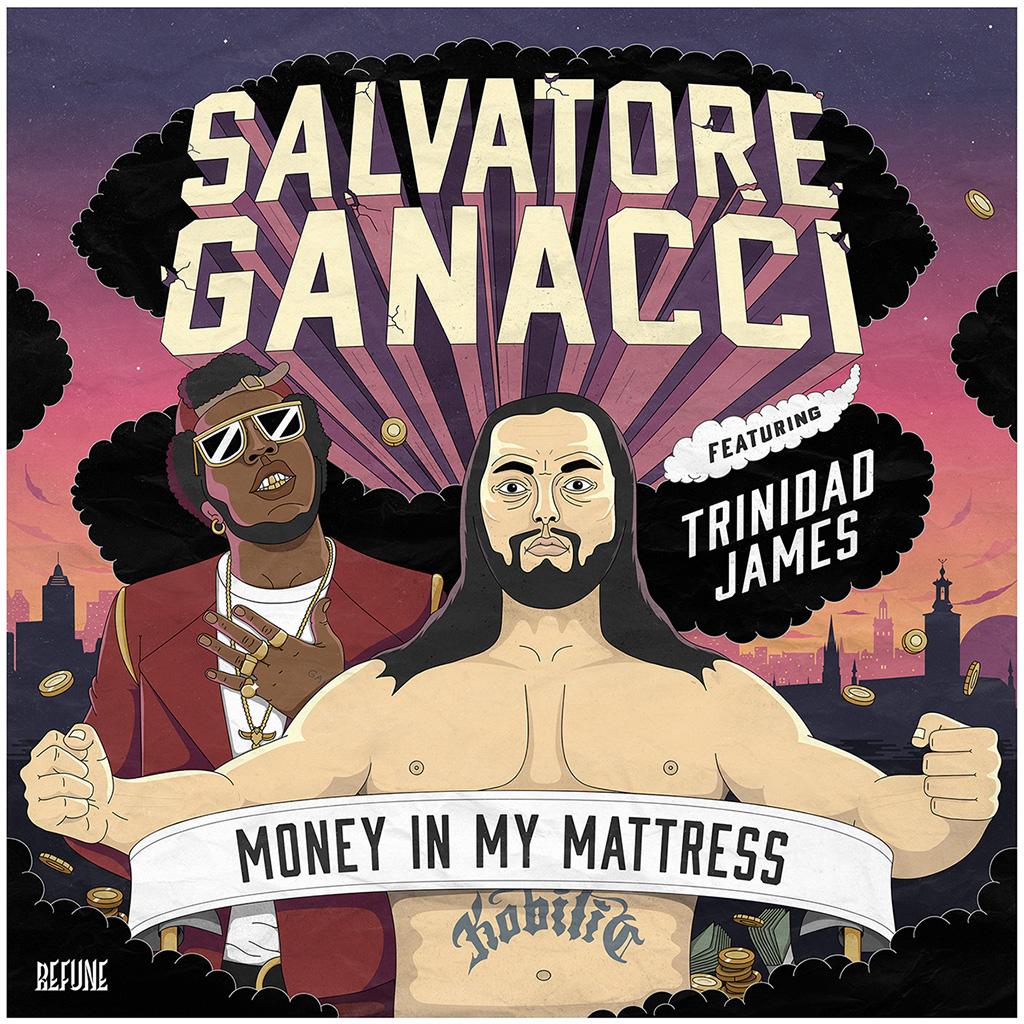 Money in my mattress