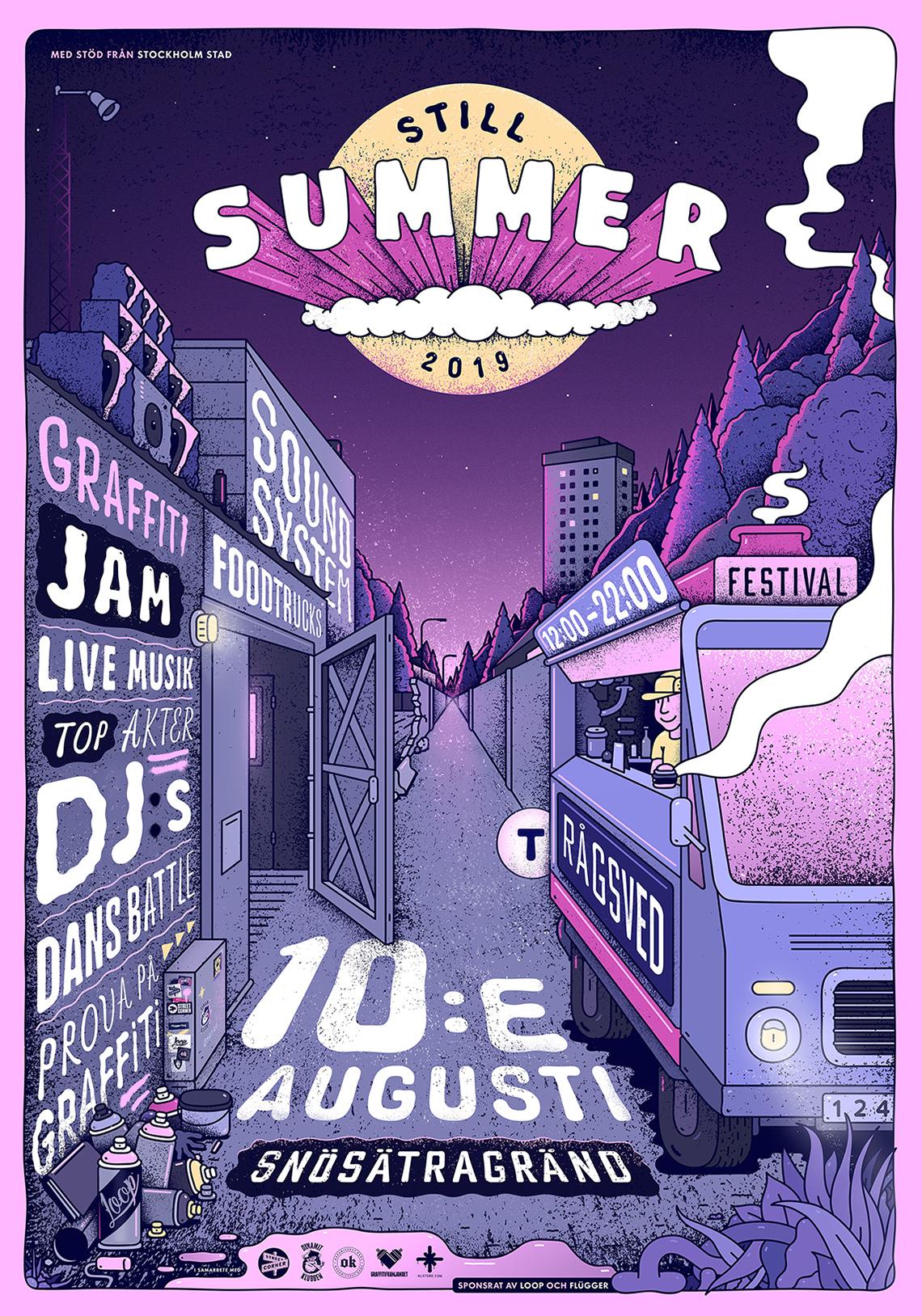 still-summer-poster